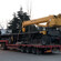 16噸拖拉機平板吊車