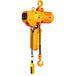 甘肅藍創LANC環鏈電動葫蘆優質服務,鏈條吊機