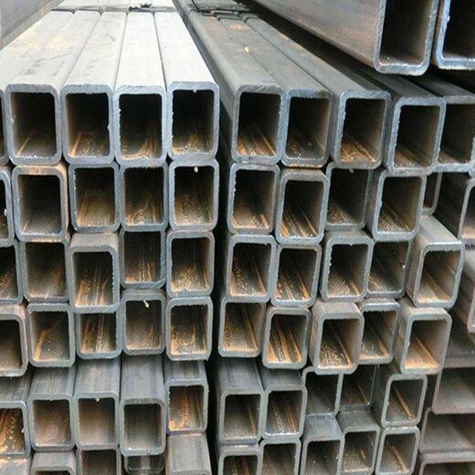 106x106x8大口徑厚壁方管q345b矩形管價格