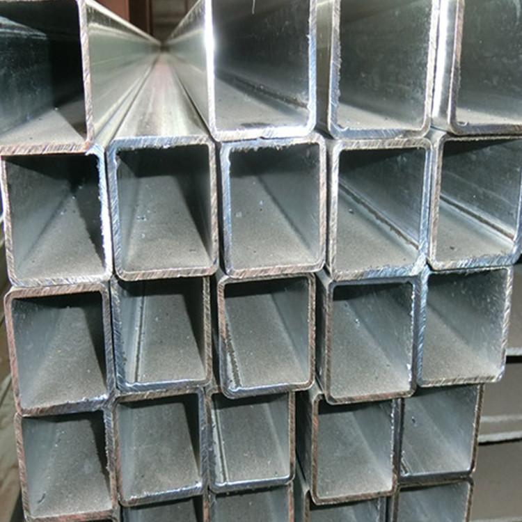 鄢陵縣98x98x10Q355D鍍鋅方管歡迎咨詢
