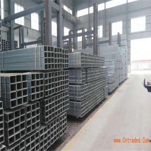 192x192x8鍍鋅管材Q460MC方管價格優惠