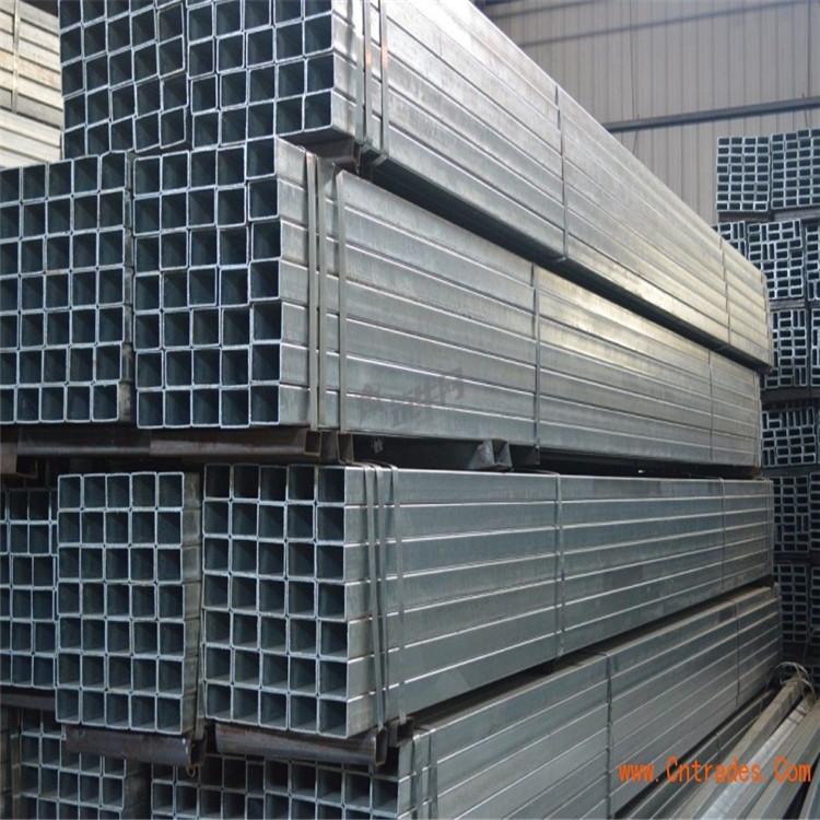 150x100x4大口徑厚壁方管 16mn無縫方管量大優惠