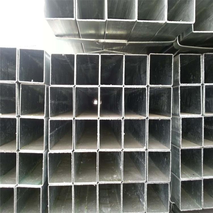 松原250x120x10鍍鋅管材生產廠家