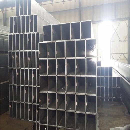 100x80x5大口径方管q355b矩形管切割零售