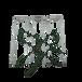 U型釘除防草布塑料草坪皮農地膜蓋塵網插土工格柵欄u形固定器地釘