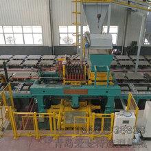 全自动静压造型生产线自动造型线铸造生产线图片