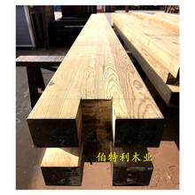 鐵嶺防腐木價格木材制品圖片
