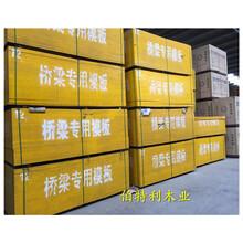 辽阳竹木建筑模板、批发价格图片