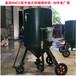 供應河北秦皇島戶外小型防腐工程噴砂機鋼結構除銹噴砂機