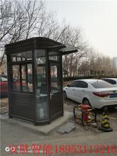 寧陽縣學校崗亭廠家直銷,安保崗亭圖片