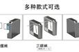 T37-01紅外測溫閘機人臉測溫閘機閘機式測溫儀