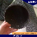 PE排水硬管硬式疏水管曲纹网状硬式透水管地下渗排水塑料盲沟