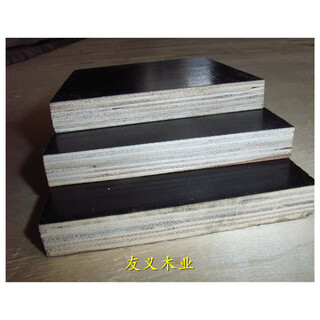 陕西建筑覆膜模板加工厂批发图片5