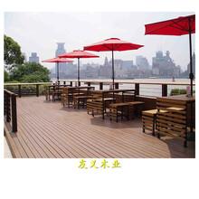 銅川塑木地板規格尺寸,售前售后服務圖片