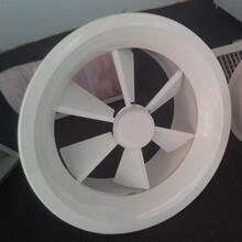 艾科空調出風口廠家,生產鋁合金風口,旋流風口,產地貨源圖片