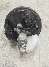 奔驰s400w221刹车大力鼓总泵副水壶冷气泵电池逆变器方向机助力泵ABS泵图片