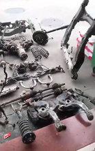 讴歌RLTLMDXCDX摆臂羊角刹车分泵半轴传动轴图片