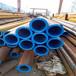 广安40Cr厚壁钢管48x4无缝钢管来图定制