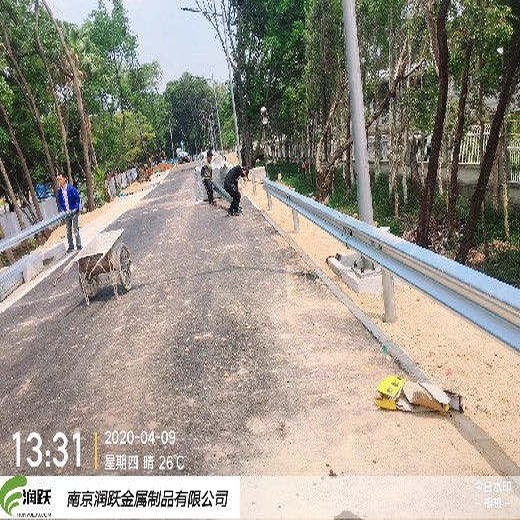 重慶農村安保護欄-潤躍波形護欄廠家-劉經理
