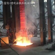 武漢南銳噴吹法鐵水脫硫圖片
