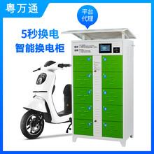 江蘇電動車鋰電池換電柜廠家圖片