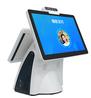 博时特P8单,双屏刷脸支付内置58mm打印机桌面式触摸收银一体机