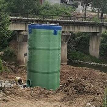 供應江門農田灌溉泵站一體化提升泵市場價格