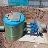 玻璃鋼一體化預制泵站泵房雨水收集污水提升泵站遠程控制智能泵站