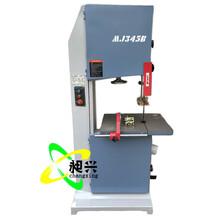 木工机械设备MJ345B带锯机开料机弯料锯细曲线锯精密锯木工台锯图片