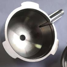 泉州精鑄加工食品級不銹鋼機高壓漏斗咖啡機漏斗圖片