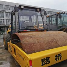 二手徐工22噸壓路機交易市場圖片