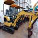 滁州個人微挖15轉讓二手20挖掘機轉讓