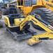 二手玉柴挖掘機價格微挖處理