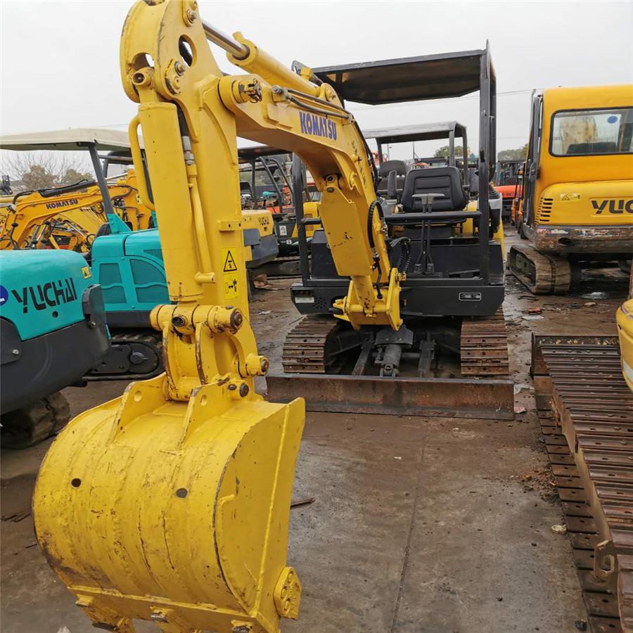 巢湖二手挖機價格 二手小型挖掘機廠家