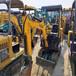 湖南株洲二手小型挖掘機市場家用小挖機