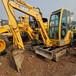 二手小挖機二手小型挖機交易市場