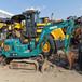 福建南平二手小型挖掘機市場小挖機小型農用