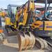 株洲二手微挖機個人轉讓一手挖機轉讓玉柴微型挖機二手小勾機