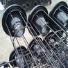 厂家除尘器布袋骨架不锈钢镀锌喷塑有机硅骨架可定制