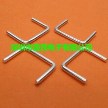 鍍錫銅跳線熱縮套管跳線鐵氟龍熱縮管跳線無阻值跳線圖片