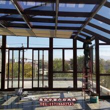 封阳台用隔热断桥铝窗优点有哪些图片