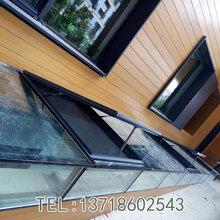 玻璃阳光房如何施工既美观又安全图片