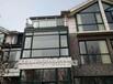 别墅阳光房玻璃与排水系统如何设计施工。