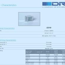 DRI航空繼電器M83536/33-003L,DRI軍標繼電器,斷路器圖片