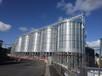 200噸糧倉價格全鋼錐底鋼板倉玉米倉小麥倉糧食鋼板倉立筒倉
