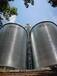 100噸糧倉小型糧倉供各地區用糧食鋼板倉糧倉設計全鋼糧倉