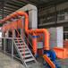 河南家具廠鋼結構噴漆廢氣處理設備上門勘測出圖