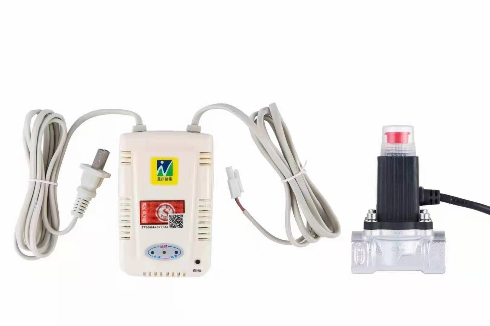 能泰燃气报警器TP010天然气泄漏报警器民用报警器