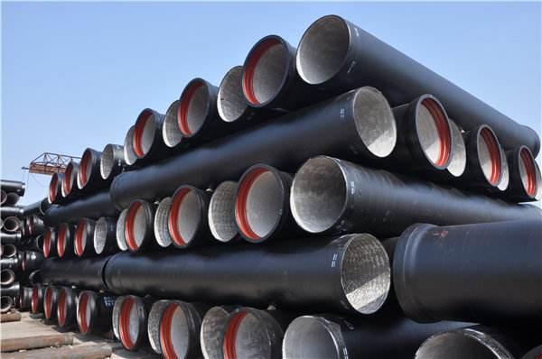 贛州給水管球墨鑄鐵管價格