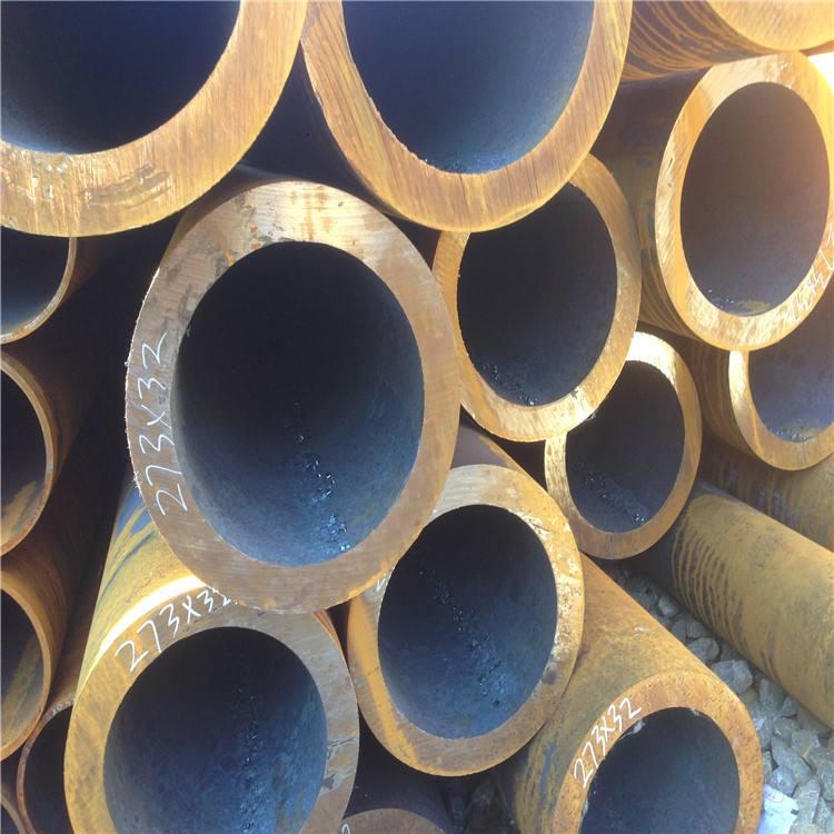 48*7無縫鋼管材質20#價格報價